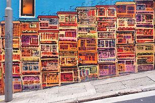 Art on Sidewalk