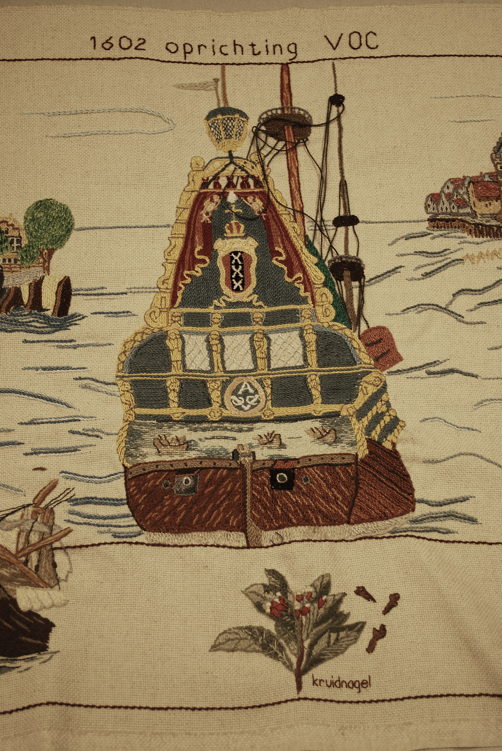 Oprichting van de VOC, 1602