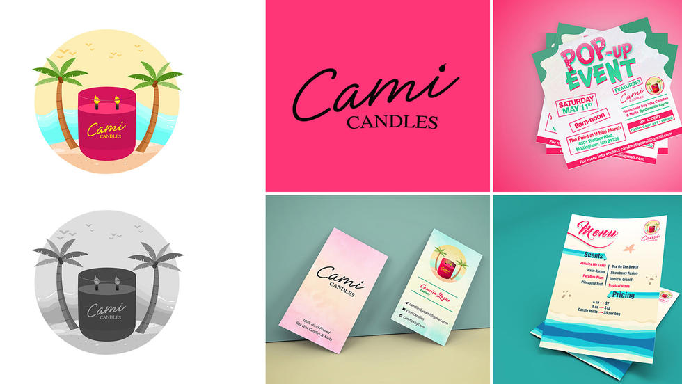 Cami Candles