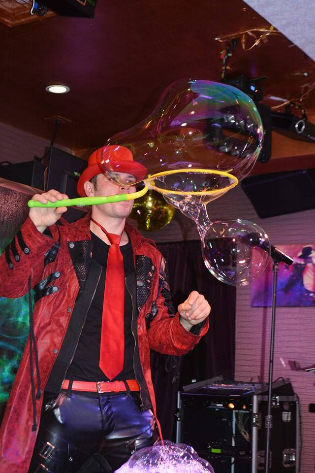 Bubbles Show New York/ Magic Show Ne