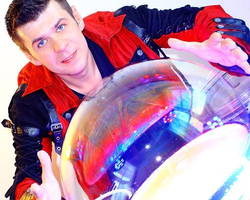 Bubbles Show New York