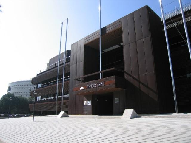 EDIFICIO EXPO - SEVILLA