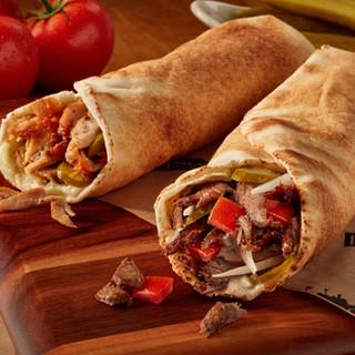 Shwarma Sandwiches