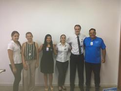 Grupo de Corrida Suprema / Monte Sinai - Reunião de Planejamento