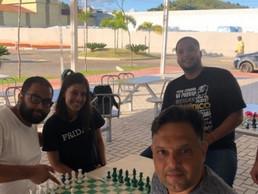 Suprema Três Rios - RJ - Clube do Xadrez