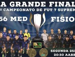 12º Campeonato de Futebol 7 da Suprema - Final
