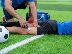 Palestra: Lesões no esporte
