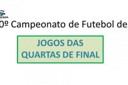 10º Campeonato de Futebol de 7 da Suprema - QUARTAS-DE-FINAL
