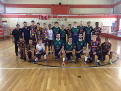 1ª Copa Suprema de Voleibol - Suprema é campeã!
