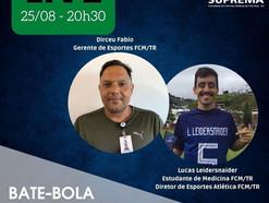 Suprema de Três Rios promove LIVE esportiva
