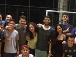 ESPORTE - SUPREMA/ - TRÊS RIOS
