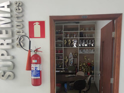 Professor Dirceu Ribeiro - Gerente de Esportes da Suprema JF/TR