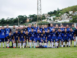 Suprema é campeã no Futebol de campo dos jogos universitarius 2019