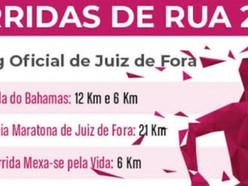 Calendário do Ranking de Corrida de Rua da PJF