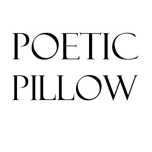 Poetic Pillow