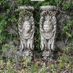 Agatha Wall Sculptures