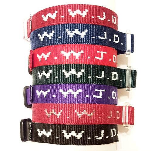 W.W.J.D. Bracelet - Assorted Colors