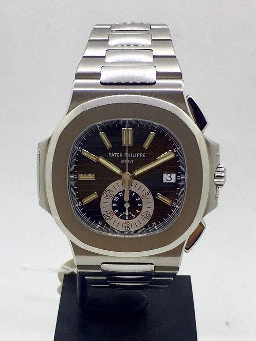 Nautilus Chronograf Ref.5980