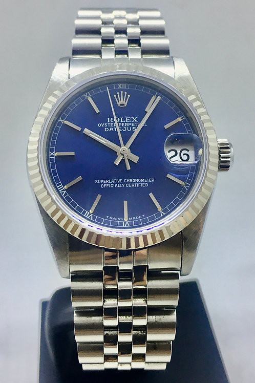 Oyster Perpetual Date 31 mm