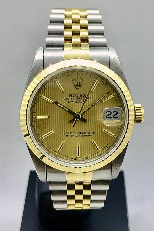 Datejust 31 Guld/stål