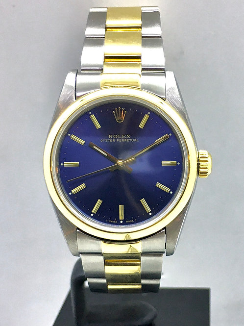 Oyster Perpetual 31 mm Guld Stål