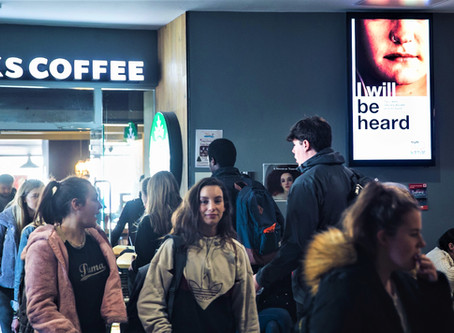 How Out of Home can help brands reach students after Lockdown