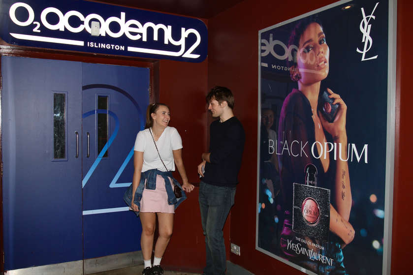 O2 Academy posters