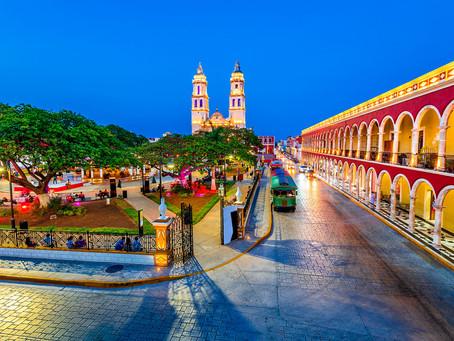 La ciudad amurallada más hermosa de México