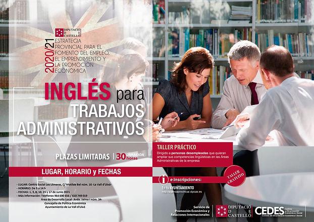 1.2.2 Cartel Ingles Administrativos EDIT