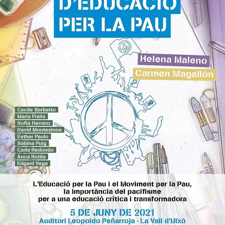 III CONGRÉS D'EDUCACIÓ PER LA PAU