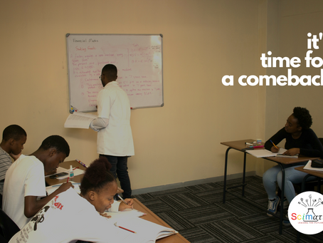 Failed Matric? Here's what you can do: