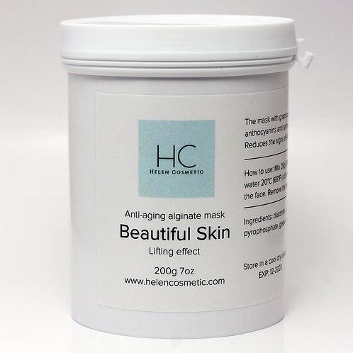 Alginate Mask Beautiful Skin 200g 7oz