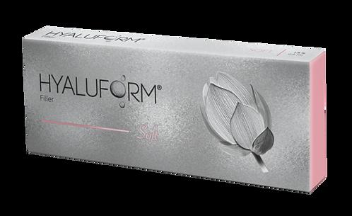HYALUFORM filler Soft 1x0,8ml
