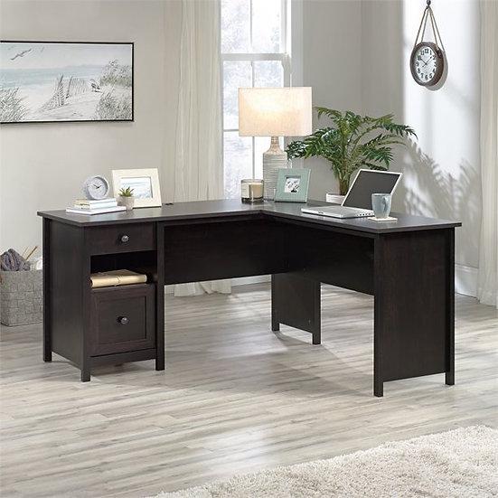 Sauder County Line L-Shaped Desk