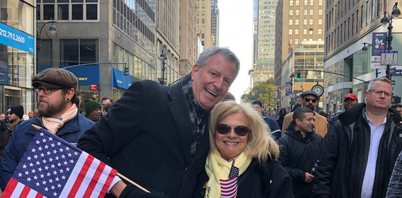 Veterans Day, NYC