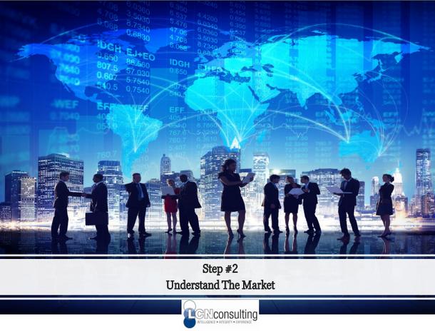 Step #2: Understanding the Market