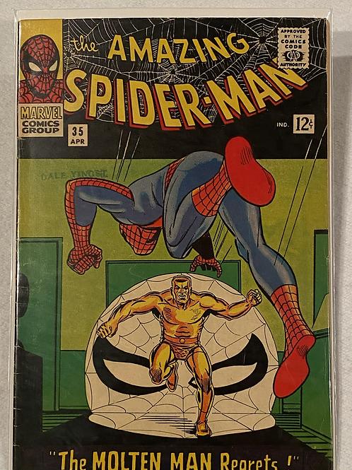 Amazing Spider-Man 35