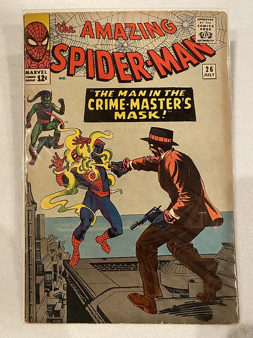 Amazing Spider-Man 26