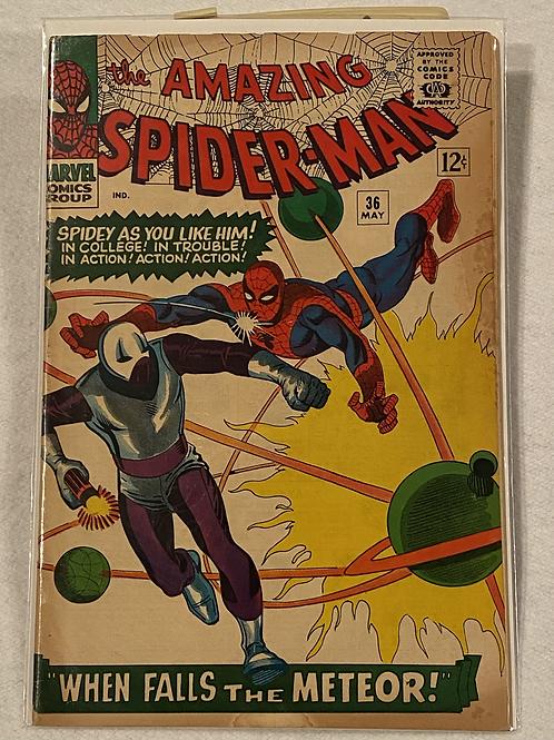 Amazing Spider-Man 36