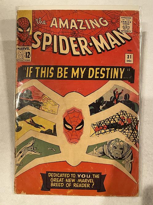Amazing Spider-Man 31