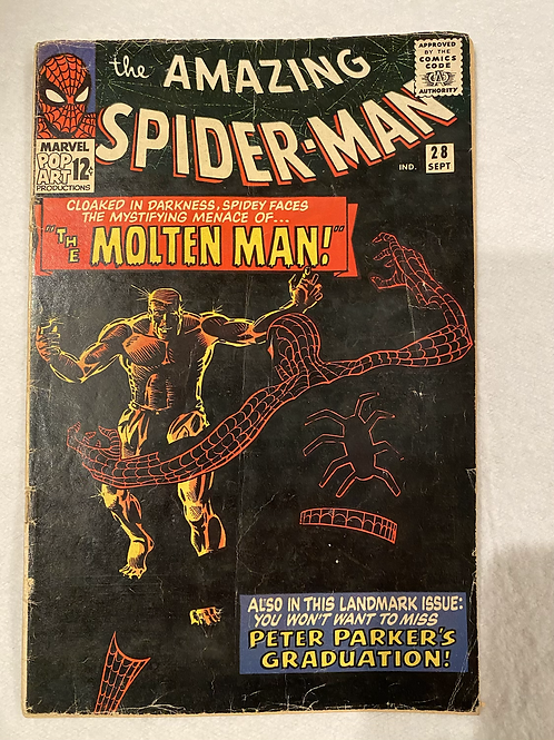 Amazing Spider-Man 28