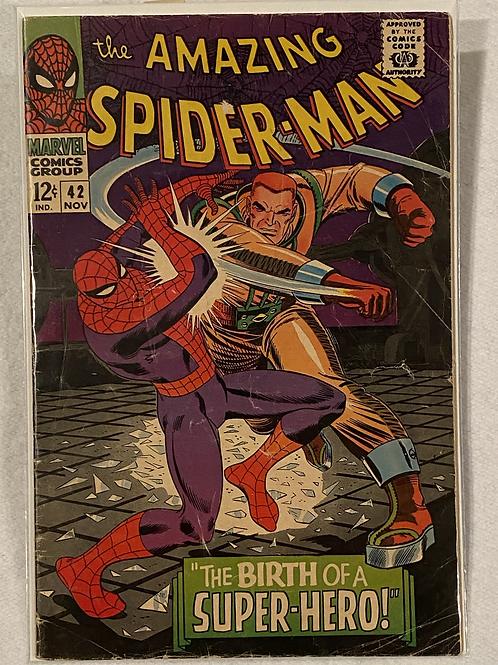 Amazing Spider-Man 42