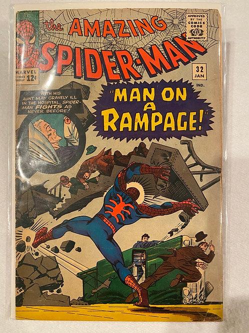 Amazing Spider-Man 32