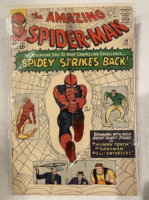 Amazing Spider-Man 19