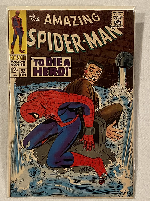 Amazing Spider-Man 52