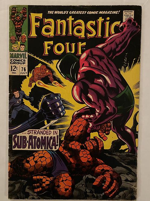 Fantastic Four #76