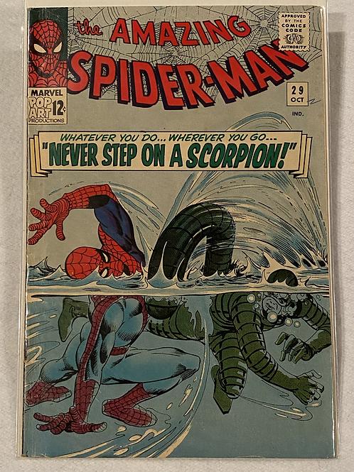 Amazing Spider-Man 29