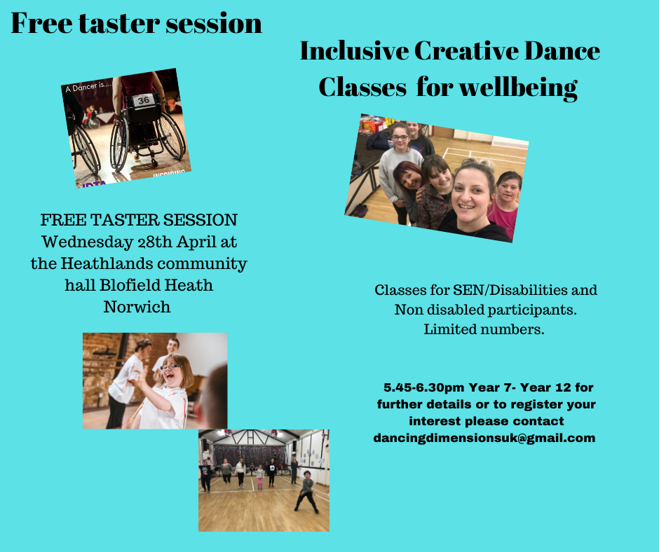 Inclusive Dance Year 7-12s (2)
