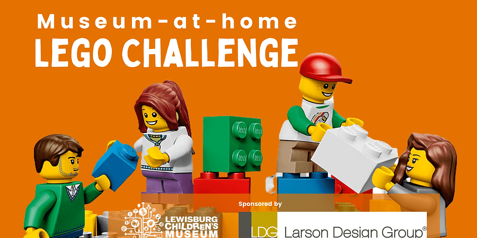 Museum-at-Home: Lego Challenge