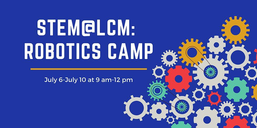 STEM@LCM: Robotics Camp
